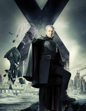Sir Ian Mc Kellen est Magneto