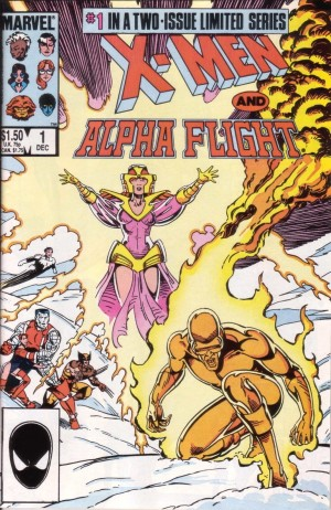 X-Men & Alpha Flight #1
