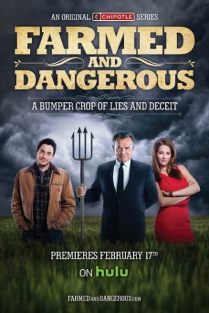 farmed and dangerous poster