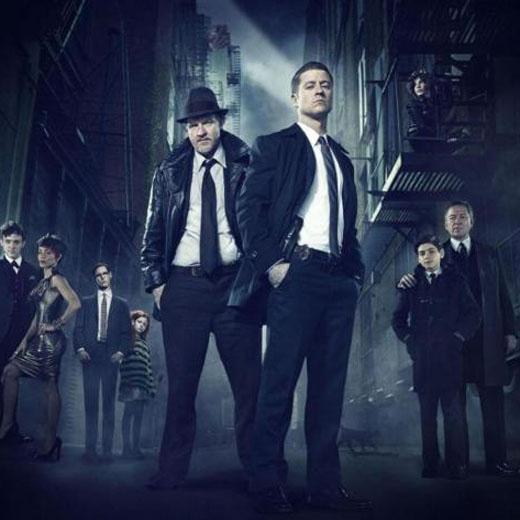 Une featurette pour Gotham