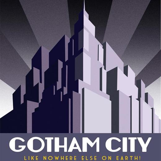 Retenue par la Fox, Gotham nous livre son premier trailer