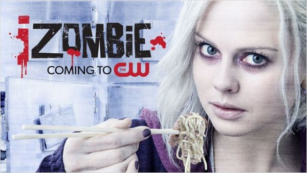 iZombie, une production signée Rob Thomas. Photo The CW