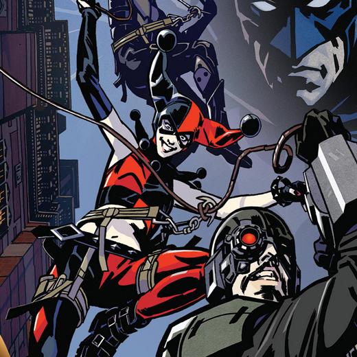Présentation du nouveau film d'animation DC, Batman: Assault on Arkham