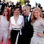 Hier à Cannes : Vendredi 23 Mai 2014