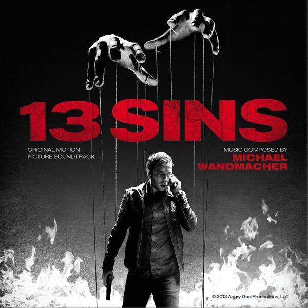Music Mini Review : OST 13 Sins de Michael Wandmacher (Screamworks Records)