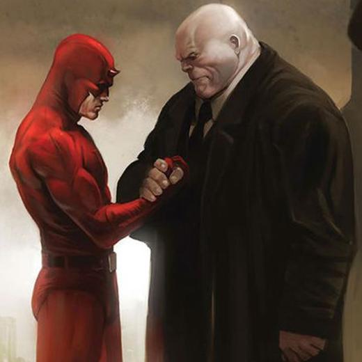 Daredevil : Vincent D'Onofrio est Le Caïd