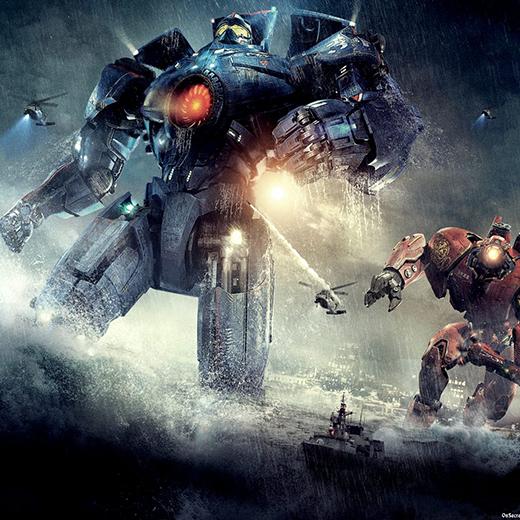 Guillermo del Toro annonce la suite et une série animée à Pacific Rim