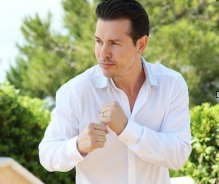 Festival TV Monte-Carlo 2014 / Jon Seda : «Chicago PD, Homicide, Oz, Cimino et moi»
