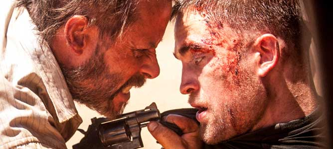 MOVIE MINI REVIEW : The Rover