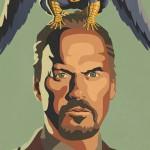 La nouvelle affiche de Birdman d'Alejandro González Iñárritu