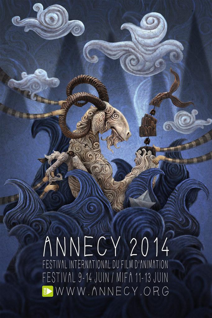 Festival du Film d'Animation d'Annecy: le palmarès