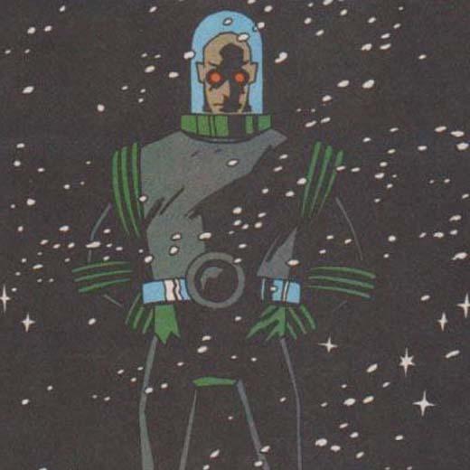 Mr. Freeze dans la série Gotham?
