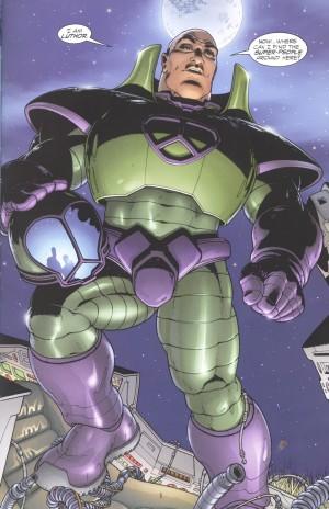 Alexander Luthor, le héros de Terre-3