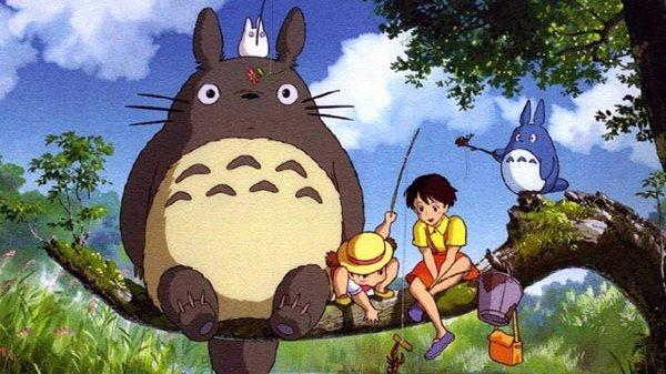 Ghibli au musée Art Ludique