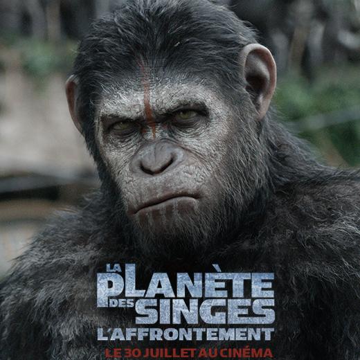 Le Trailer Final de La Planète des Singes : l'Affrontement