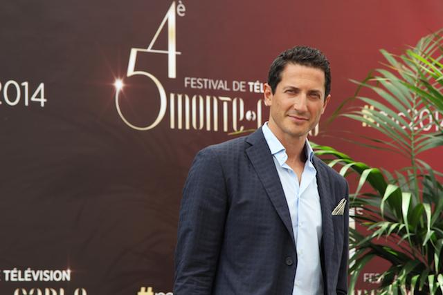 54e Festival de Télévision de Monte-Carlo / Sasha Roiz : «Grimm est un jeu d'échecs sans fin»