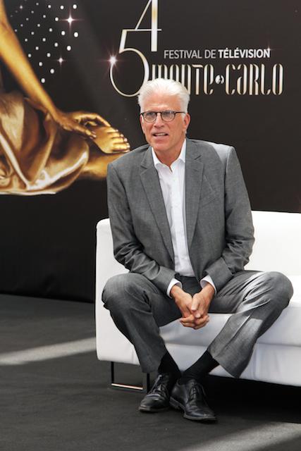 Festival TV Monte-Carlo 2014 / Ted Danson : «Tourner CSI, c'est plus difficile que tout le reste»