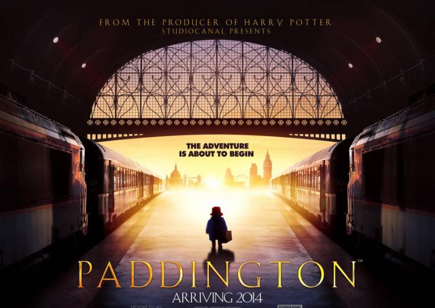 Un trailer bien léché pour l'Ours Paddington