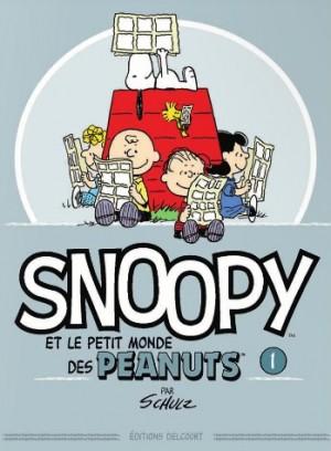 Snoopy et le petit monde des Peanuts - Tome 1