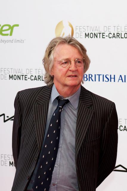 Michael Hirst au Festival de Monte Carlo. Photo Isabelle Ratane