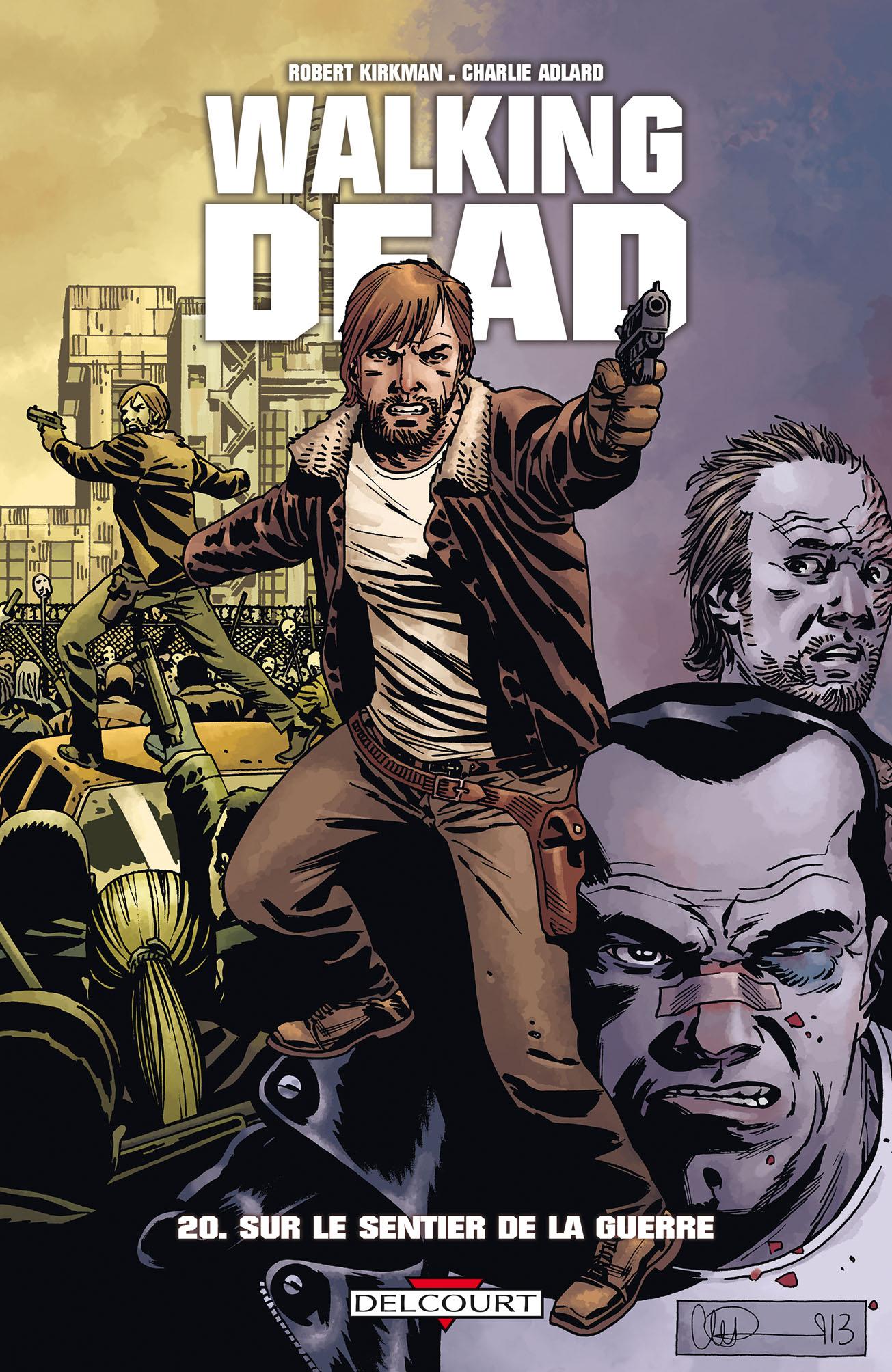 On a lu… Walking Dead – Tome 20 de Robert Kirkman et Charlie Adlard