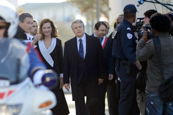 Carole Bouquet est désormais au générique de la série. Photo Etienne Chognard/FTV