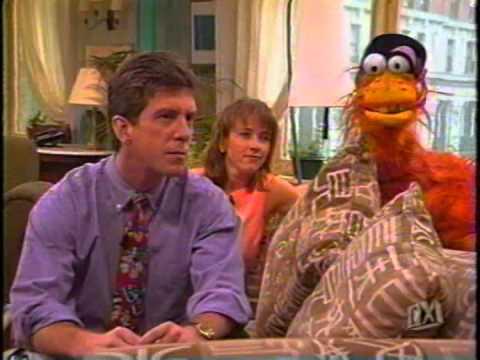 Breakfast Time, un des premiers programmes de FX, tourné dans un studio aménagé en appartement.