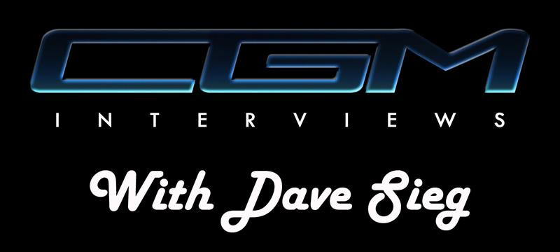 Logo des interview CGM, avec Dave Sieg