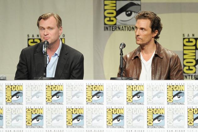 INTERSTELLAR à San Diego : la surprise Nolan et McConaughey