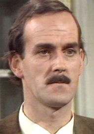 John Cleese  'Fawlty Towers' (1975) 1.1