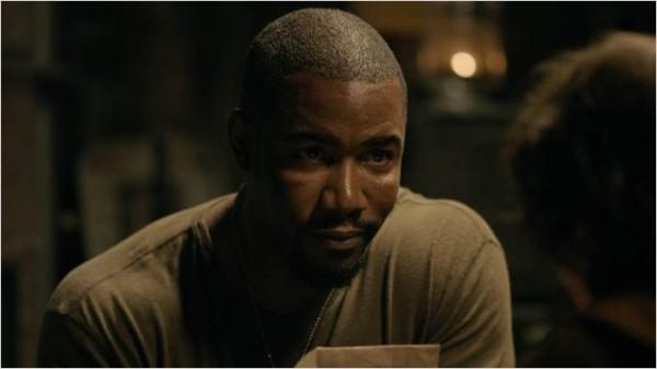 Michael Jai White, dans l'épisode L'Endomorphe. Photo WE Production