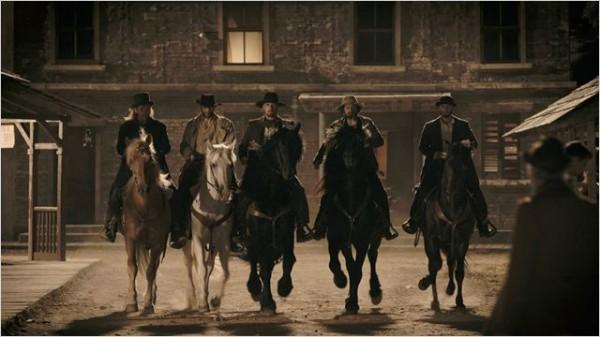 L'épisode Whisky revisite l'univers du Far West. Photo WE Production