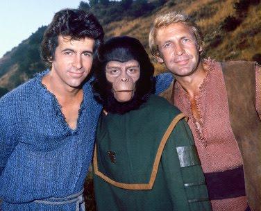 La Planète des singes la série, ou les Starsky et Hutch de l'ère simienne