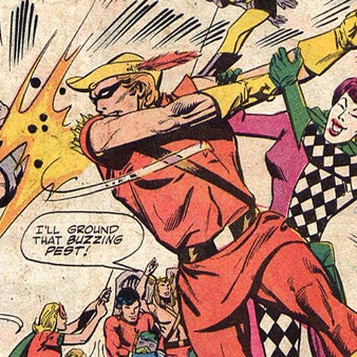 Roy Harper enfile sa capuche pour la saison 3 d'Arrow