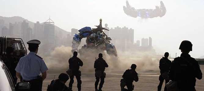MOVIE MINI REVIEW : critique de Transformers : l'âge de l'extinction