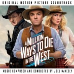 Music Mini Review : OST Albert à l'Ouest de Joel McNeely (Backlot Music)