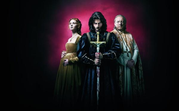 Le sombre trio de Borgia.