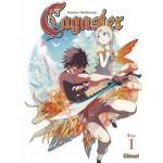 On a lu… Cagaster (T.1) de Kachou Hashimoto