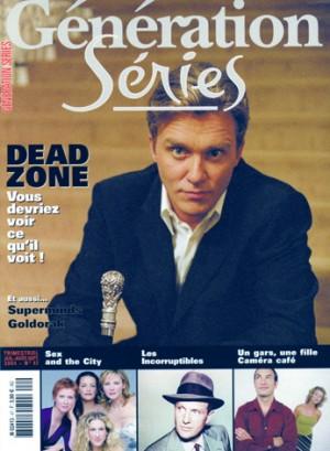 Génération Séries n°47. Le dernier numéro