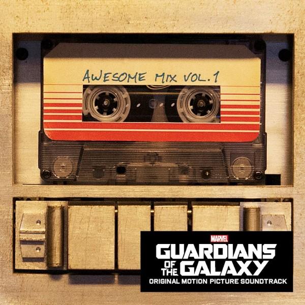 Guardians Of The Galaxy se décline en trois bandes originales