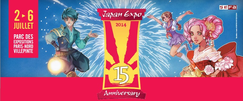 Japan Expo 2014 – Jour 2