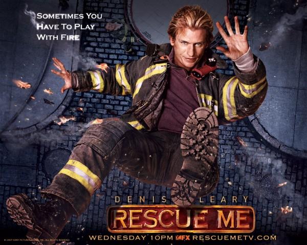 Denis Leary, l'acteur fétiche de Rescue Me.