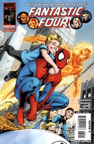 Fantastic Four #574