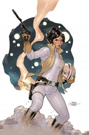 Star Wars : Princess Leia par Terry Dodson et Mark Waid