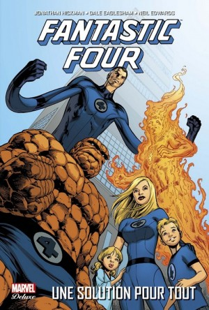 Fantastic Four - Tome 1