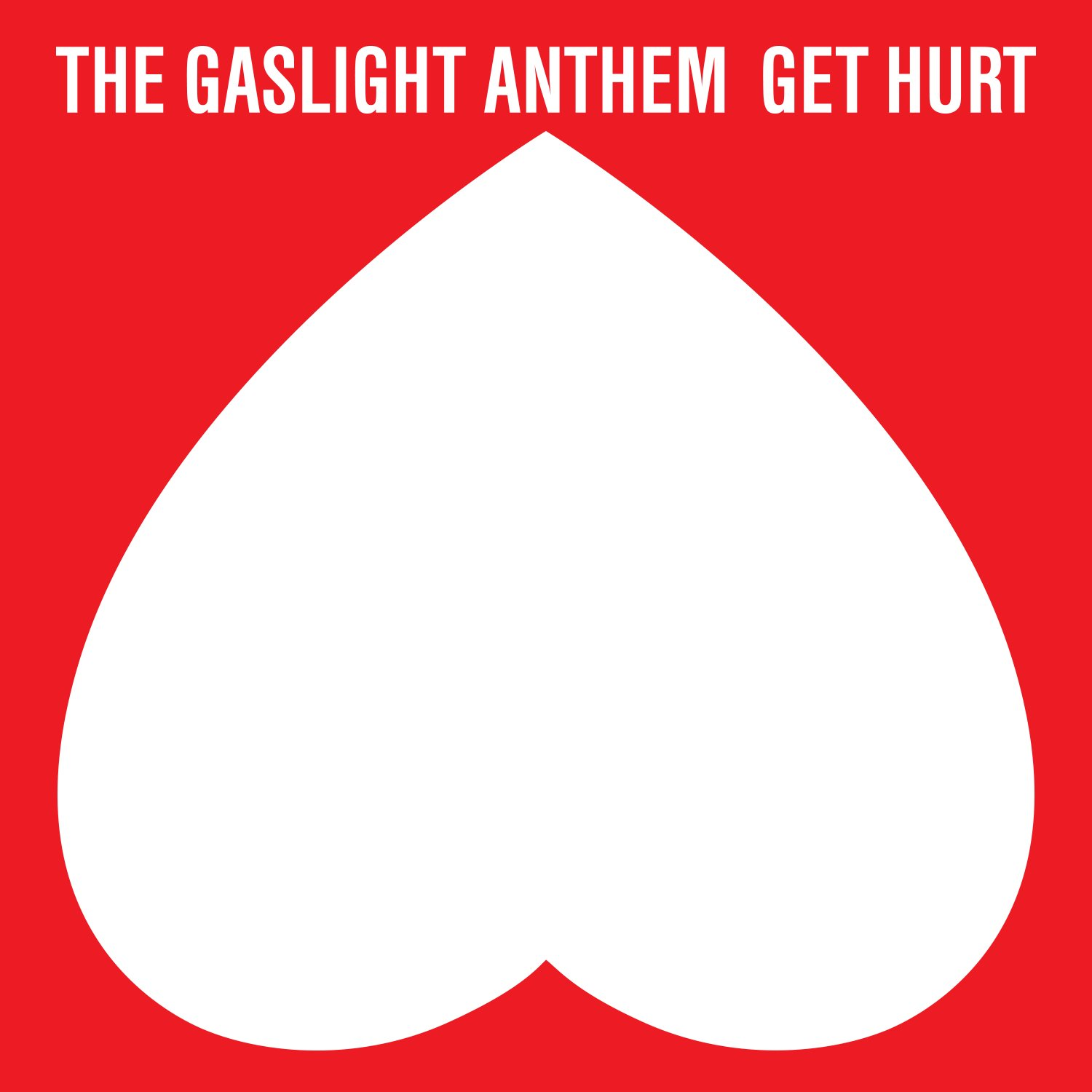 Mini Music Review : The Gaslight Anthem, Get Hurt (Deluxe Edition) (Island)