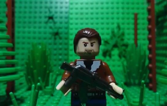 The Walking Dead : la bande-annonce de la saison 5… version lego