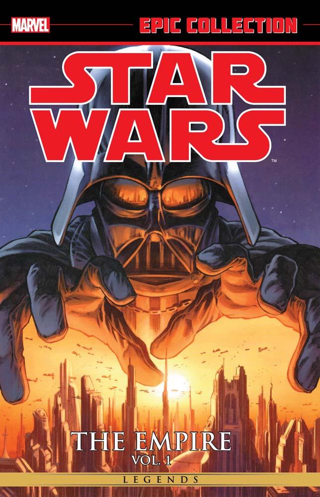 Star Wars : les comic-books à venir
