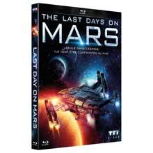 MOVIE MINI REVIEW : critique de The Last Days On Mars