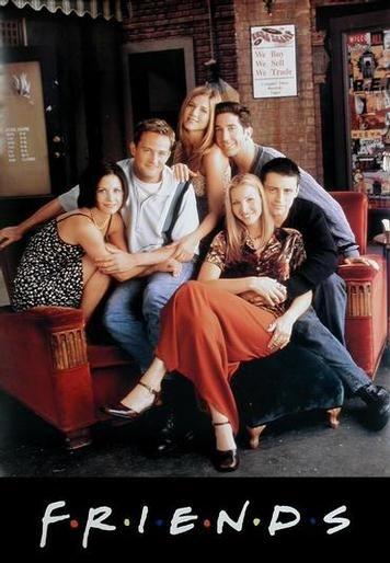 1994, une année de séries cultes : Friends